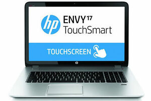 17.3 inch HP ENVY BEATS AUDIO TOUCH SCREEN
