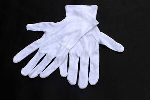 5-Pairs-Professional-Cotton-Jewelers-Stamp-Banknotes-Coin-Clean-Gloves-Mens-L