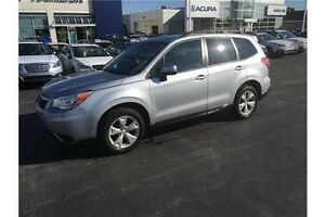 2014 Subaru Forester 2.5i Touring Package SOLD!!!