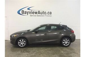 2014 Mazda 3 GX - SPORT! 6SPD! A/C! HATCH! BLUETOOTH! PWR GROUP