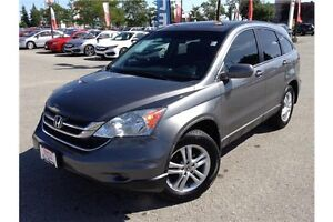 2011 HONDA CR-V EX - AWD - CLOTH INTERIOR - SUNROOF
