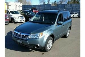 2013 Subaru Forester 2.5X | AWD + CERTIFIED + E-Tested Kitchener / Waterloo Kitchener Area image 1