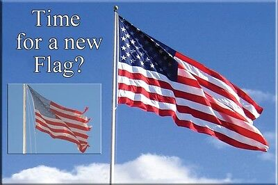 LARGE USA AMERICAN STAR SPANGLED BANNER FLAG 4TH JULY INDEPENDENCE DAY