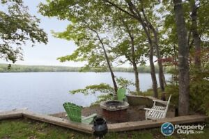 Lovely waterfront, 4 bdrm/2 bath. Your own slice of heaven