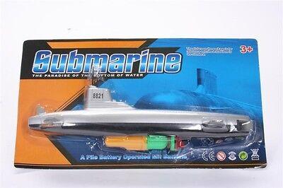 Badewannenspielzeug U-Boot ca 32 cm mit Motor ! Batteriebetrieben Neu !
