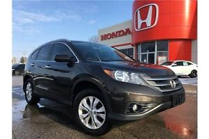2014 Honda CR-V Touring GPS NAVIGATION | LEATHER INTERIOR | M...