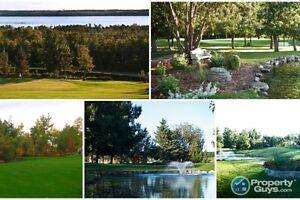 Own your own golf course & have an amazing acreage! Sylvan Lake Edmonton Edmonton Area image 2