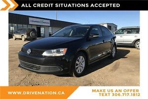 2011 Volkswagen Jetta Sedan Comfortline. Sporty & Great on fuel!