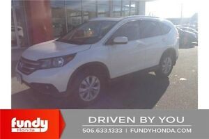 2014 Honda CR-V EX-L LEATHER - SATELLITE RADIO - BACKUP CAMERA!