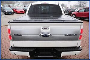 2011 Ford F-150 Platinum/LEATHER/4X4/PWR RUNNING BDS/HEAT&COO... Kitchener / Waterloo Kitchener Area image 6