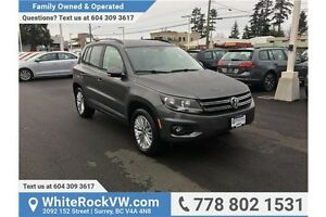2016 Volkswagen Tiguan Special Edition BACKUP CAMERA, TOUCHSC...