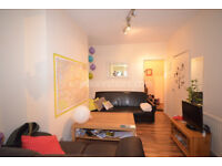 W6: Large One Double Bedroom Flat with Garden