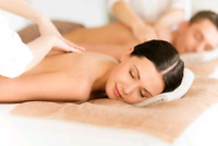 Couple massage at your place