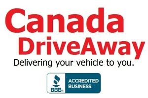 Vehicle Delivery - Reliable Affordable with Canada DriveAway