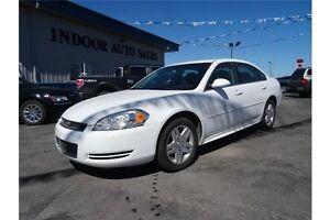 2011 Chevrolet Impala LT 211-hp, 3.5-liter V-6 4-speed automa...