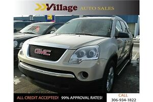2010 GMC Acadia SLE Remote Keyless Entry, Cruise Control, Sat...
