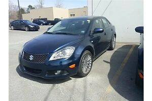 2013 Suzuki Kizashi SX AWD | LEATHER | SUNROOF | NAV | REAR CAM