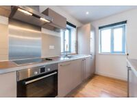 Fantastic 2 bed 2 bath apartment with balcony in secured gated development in Brixton
