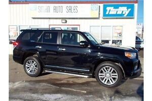 2010 Toyota 4Runner SR5 V6 Limited / AWD /Leather