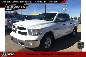 2015 RAM 1500 SLT rear vision camera, bluetooth, cruise control