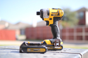 "Dewalt 20v 1\4"" impact driver for sale"