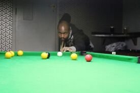Looking For Pool Players in Essex and East London