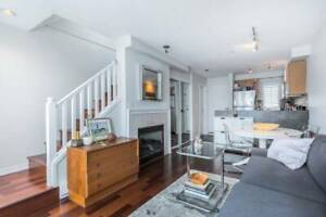 $2800 / 2br - Unique 2 bedroom Townhouse with Rooftop in Kits