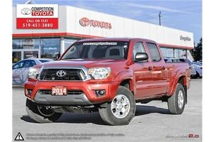2014 Toyota Tacoma V6 Competition Certified, One Owner, No Ac...
