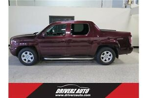 2007 Honda Ridgeline EX-L 4WD - Leather, Heated Seats