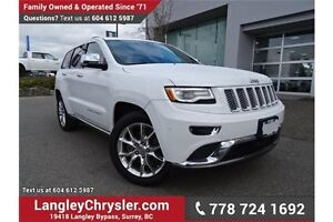 2016 Jeep Grand Cherokee Summit