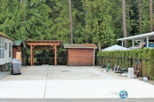 4 Sale North  SHUSWAP LAKE RV LOT in Scotch Creek