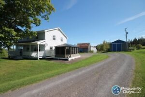 Stellarton - Hobby Farm potential on 100 acres, close to schools