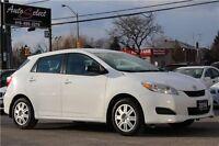 2014 Toyota Matrix ONLY 52K! **RARE WHITE** POWER OPTIONS City of Toronto Toronto (GTA) Preview