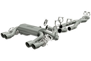 Magnaflow Cat-Back Exhaust System 2015-2017 BMW M3 M4