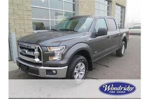 2016 Ford F-150 XLT 3.5L V6, ECOBOOST, SYNC, LOW KMS