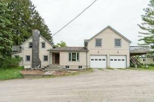 Stunning 4-bedroom farm house on 18.9 acres! 3563 Vandorf Road