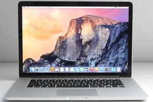 LIKE NEW APPLE MACBOOK PRO! OS X 10.10! FULLY LOADED! DUAL OS!