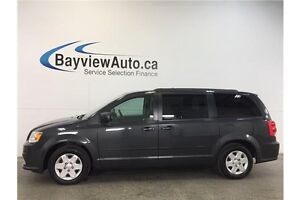 2012 Dodge CARAVAN SE - STOW N GO! 3 ZONE CLIMATE! CRUISE!