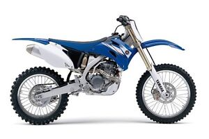 Looking for a Yamaha YZ250
