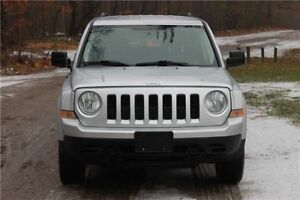 2011 Jeep Patriot Sport/North   CERTIFIED + E-Tested Kitchener / Waterloo Kitchener Area image 8