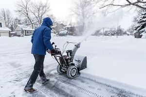 Part Time Student Job Snow Removal