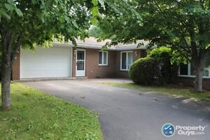This 3+1 home is located in a much sought after area