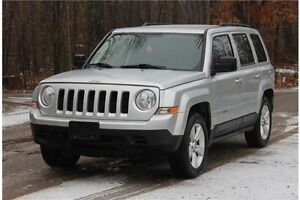 2011 Jeep Patriot Sport/North | CERTIFIED + E-Tested