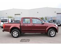 GREAT WALL STEED S TD 4X4 LOW MILES ONE OWNER SERVICE HISTORY