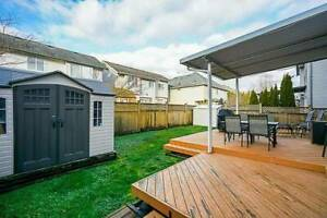 Beautiful 3 Bed 2 Bath House in Willoughby Heights (Rent)