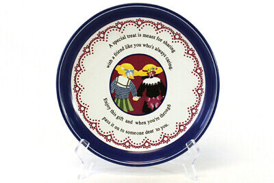 Ceramic Plate - Special Treat for Sharing For a Friend Like You Who is Caring ()