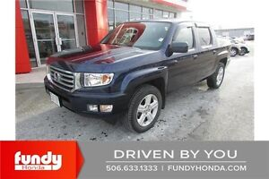 2014 Honda Ridgeline Touring LOW MILEAGE - ONE OWNER - FULLY...