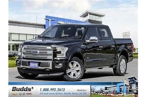 2015 Ford F-150 Platinum Safety and E-Tested