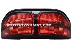 2006 - 2015 Yamaha FZ1 Sequential LED Tail Light