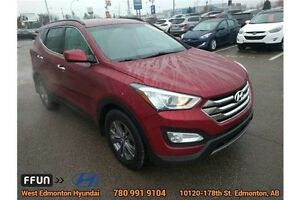 2013 Hyundai Santa Fe Sport AWD bluetooth Heated steering wheel Edmonton Edmonton Area image 4